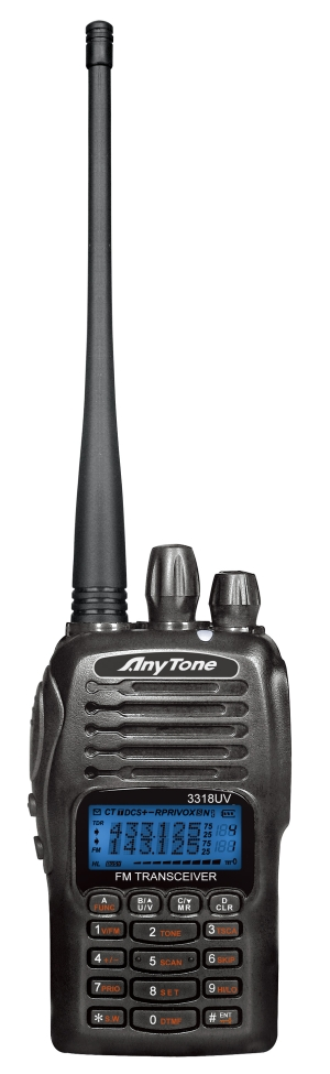 Anytone AT-3318UV-A