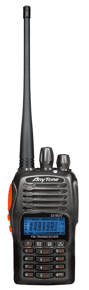image of Anytone AT-3318UV-D
