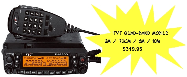 TYT TH-9800 on sale
