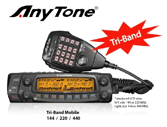 tri-band mobile