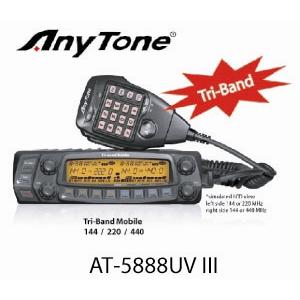 Tri-band 144/220/440 Mobile
