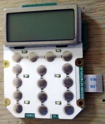 LCD Replacement for AT-3318UV