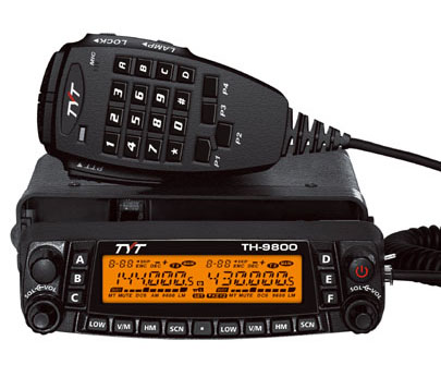 TH-9800 Quad Band Mobile