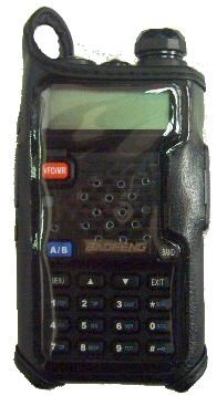 Baofeng UV-5R/UV-5RC Leather Case