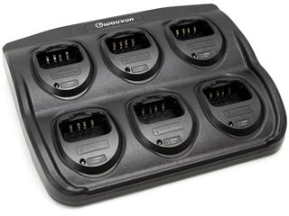 Wouxun Six Position Battery Charger