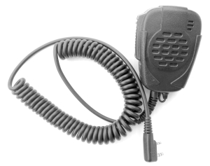 Rainproof Speaker Mic with Motorola Pin Spacing